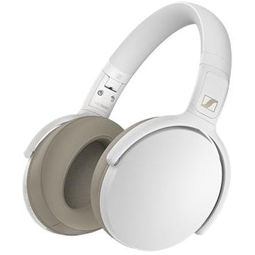 Sennheiser HD 350 Over-Ear Wireless Headphones (White)