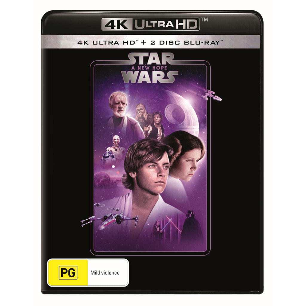 Star Wars Episode Iv A New Hope Jb Hi Fi