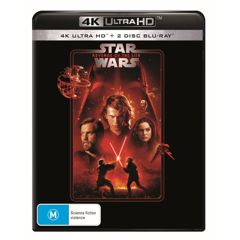 Star Wars Episode Iii Revenge Of The Sith Jb Hi Fi