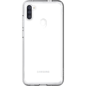 Samsung Back Cover Case for A11 (Clear)
