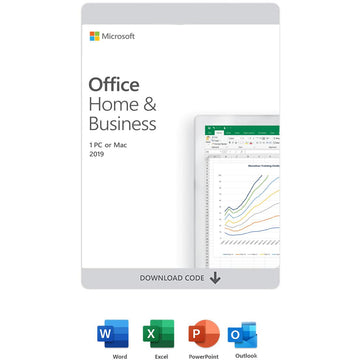 Microsoft Office Home & Business 2019 [Digital Download]