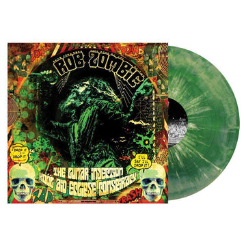 Lunar Injection Kool Aid Eclipse Conspiracy, The (Yellow / Green Vinyl)