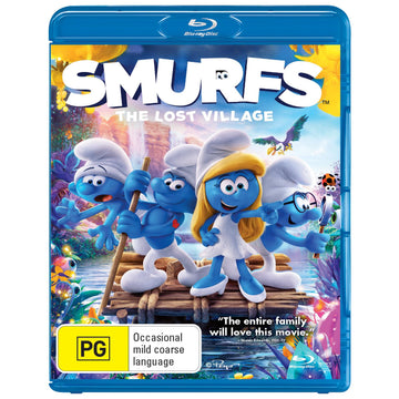Smurfs - Lost Village, The