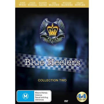 Blue Heelers - Collection 2