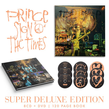 Sign O' The Times (Super Deluxe Expanded Edition)