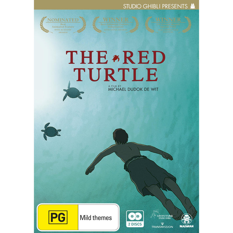 The Red Turtle Jb Hi Fi