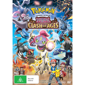 Pokemon: Movie 18 - Hoopa & The Clash Of Ages