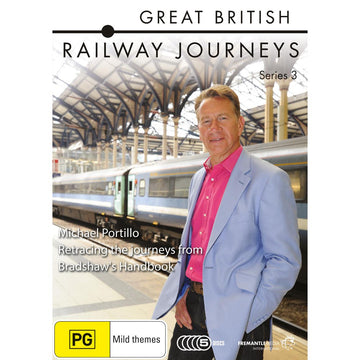 Great British Railway Journeys - Season 3