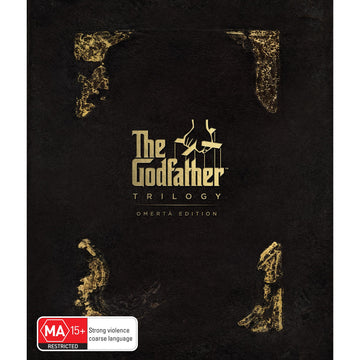 Godfather Trilogy, The (45th Anniversary 'Omerta' Edition)