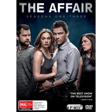 Affair, The - Season 1-3