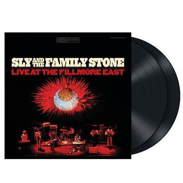 Sly And The Family Stone Live At The Fillmore (Vinyl) (Reissue)