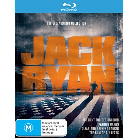 Image of Jack Ryan: The Declassified Collection