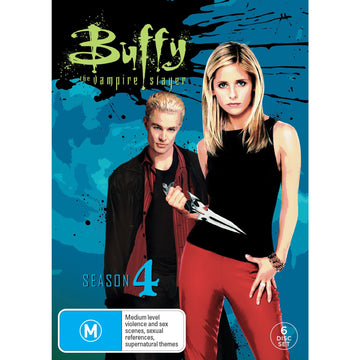 Buffy - Season 4