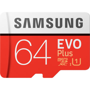 Samsung Evo Plus 64GB Micro SD Card [2020]