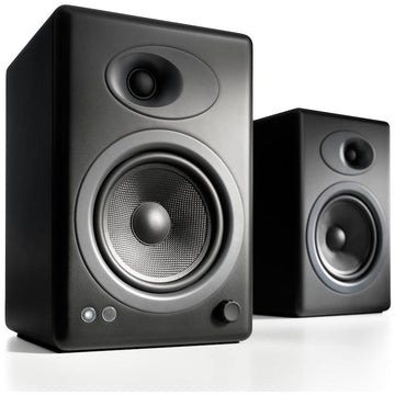 Audioengine A5+ Powered Speakers (Black)