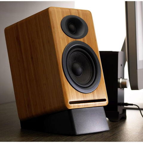 Audioengine DS2 Desktop Speaker Stands (A5+) | JB Hi-Fi