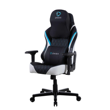 ONEX FX8 Formula X Module Injected Premium Gaming Chair (Black/Blue/White)