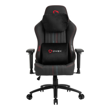 ONEX FT-700 France Tournament Special Edition Gaming Chair (Black/Red)