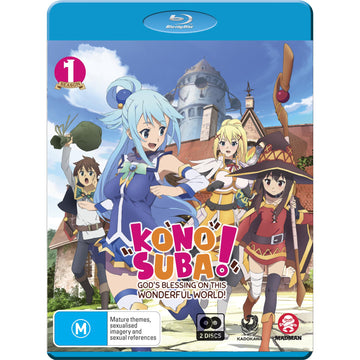 Konosuba - God's Blessing on This Wonderful World! Season 1