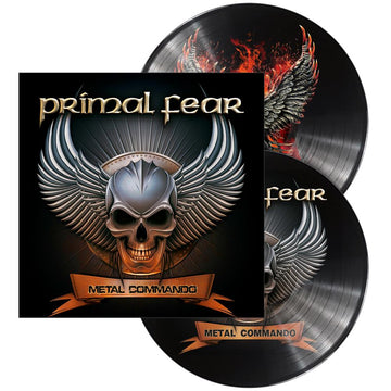 Metal Commando (Limited Picture Disc Vinyl)