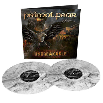 Unbreakable (White/Black Marble Vinyl)