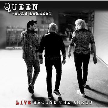 Queen & Adam Lambert - Live Around The World (DVD Pack)