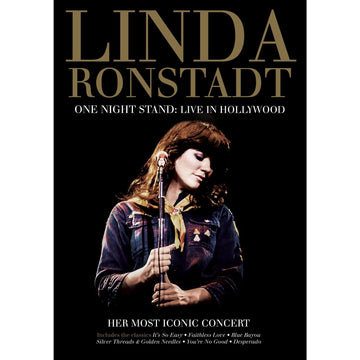 Linda Ronstadt - One Night Stand (Live)