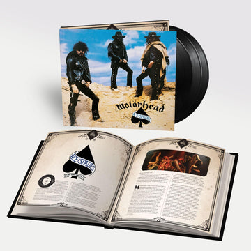 Ace Of Spades (40th Anniversary Deluxe Vinyl Edition)