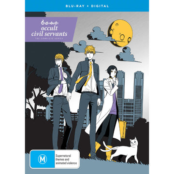 Midnight Occult Civil Servants - Complete Series