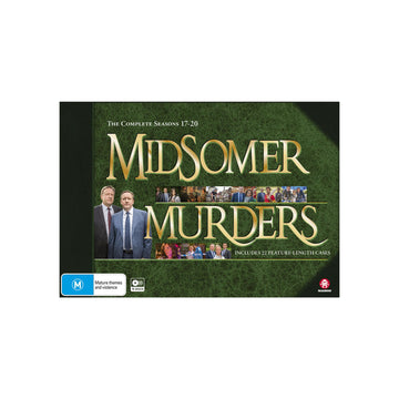Midsomer Murders - Season 17-20 Collection (Limited Edition)