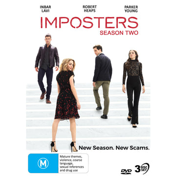 Imposters, The - Season 2
