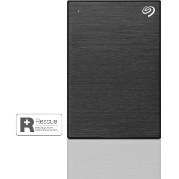 Seagate 1TB One Touch Portable Hard Drive (Black)