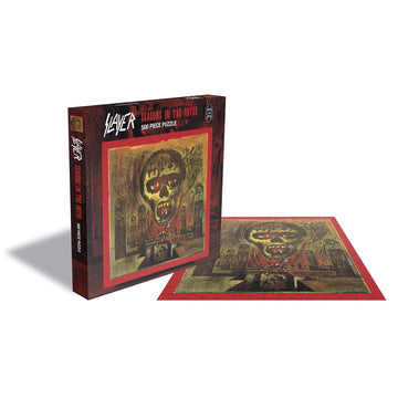 Slayer: Seasons In The Abyss - 500 Piece Jigsaw Puzzle