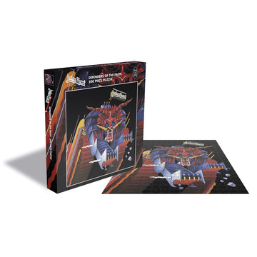 Judas Priest: Defenders Of The Faith - 500 Piece Jigsaw Puzzle