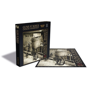 Guns n Roses: Chinese Democracy - 500 Piece Jigsaw Puzzle