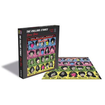 The Rolling Stones: Some Girls - 500 Piece Jigsaw Puzzle