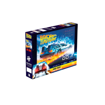 Back to the Future: 88mph - 1000 Piece Jigsaw Puzzle
