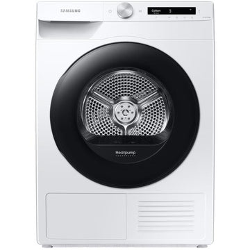 Samsung DV80T5420AW 8kg AI-Enabled Heat Pump Dryer (White)