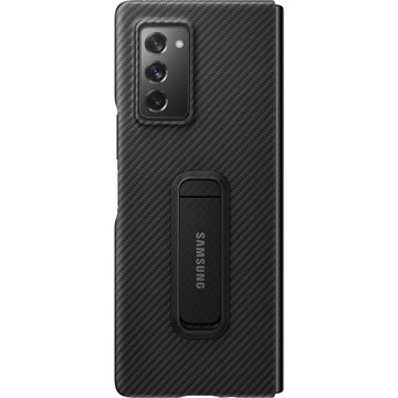 Samsung Aramid Standing Cover for Galaxy Z Fold2 (Black)