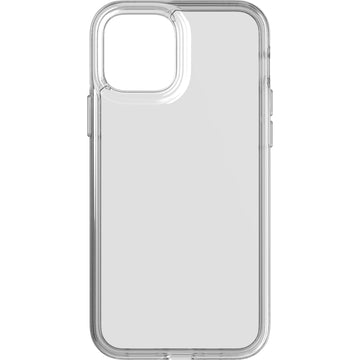 Tech21 Evo Clear Case for iPhone 12/12 Pro (Clear)