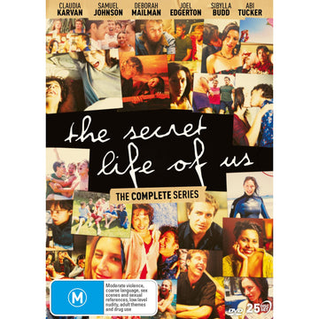 Secret Life of Us - Complete Series