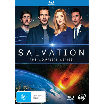 Salvation: The Complete Series