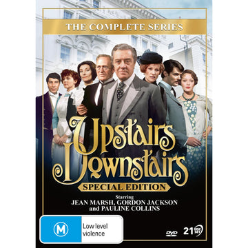 Upstairs, Downstairs: The Complete Series Special Edition