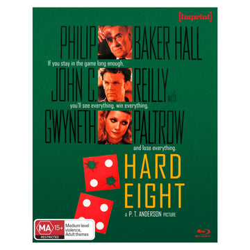 Hard Eight (Imprint Collection Special Edition)