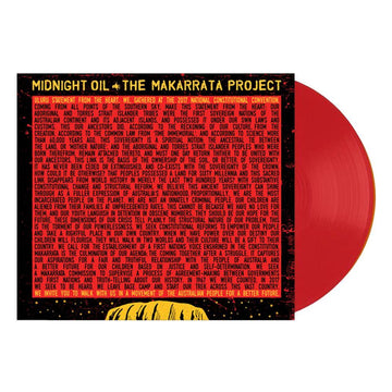 Makarrata Project, The (JB Hi-Fi Exclusive Red Vinyl)