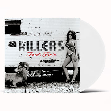 Sam's Town (JB Hi-Fi Exclusive White Vinyl)