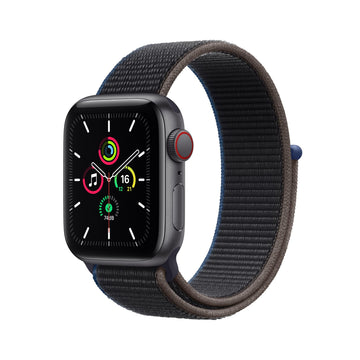 Apple Watch SE 40mm Space Grey Aluminium Case GPS + Cellular