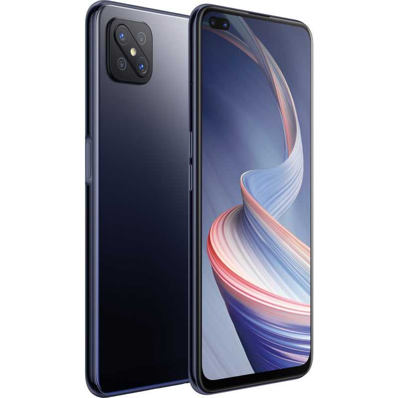 Oppo Reno4 Z 5G 128GB (Ink Black) | JB Hi-Fi