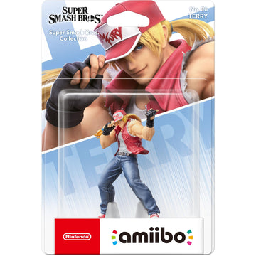 Nintendo amiibo - Terry (Super Smash Bros.)