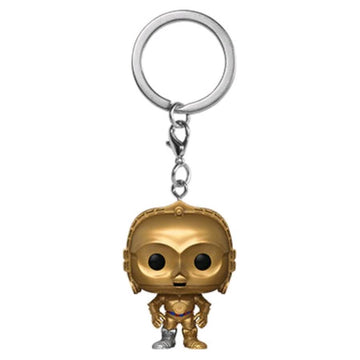Star Wars - C-3PO Pocket Pop! Keychain